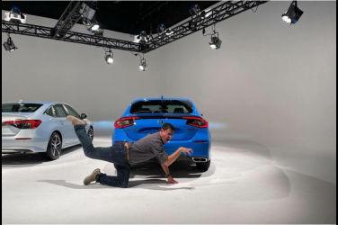 新一代Civic Hatchback的模樣在發表前流出!該加上尾飾管嗎?
