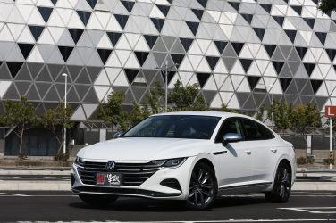 [試駕] 承先啟後 Volkswagen Arteon 330 TSI Elegance Premium