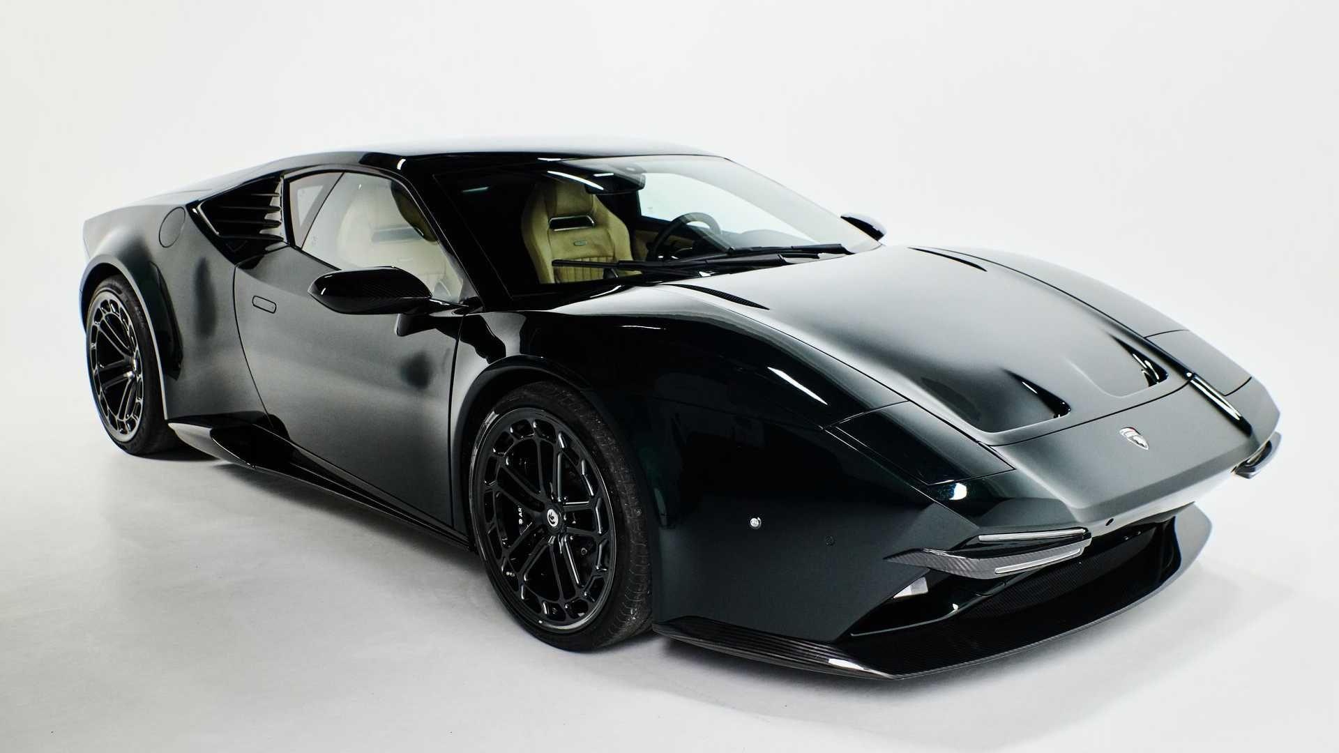 Ares Design Panther 換裝擁有手排魂的自手排變速箱