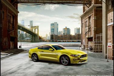 2021年式 New Ford Mustang正式到港 美式經典跑車現代科技演繹 奔放動能自由駕馭