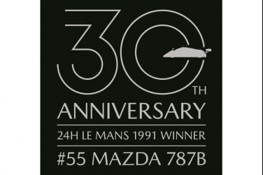 利曼24小時耐力賽MAZDA奪冠30週年 參與官方粉絲專頁活動 即有機會獲得「MAZDA 787B限量模型車」