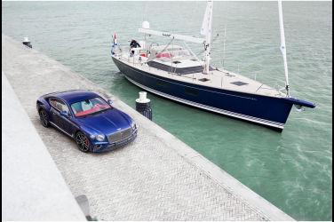跨界打造遊艇內裝 Bentley yacht design