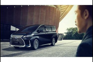 尊榮頭等艙 Lexus LM