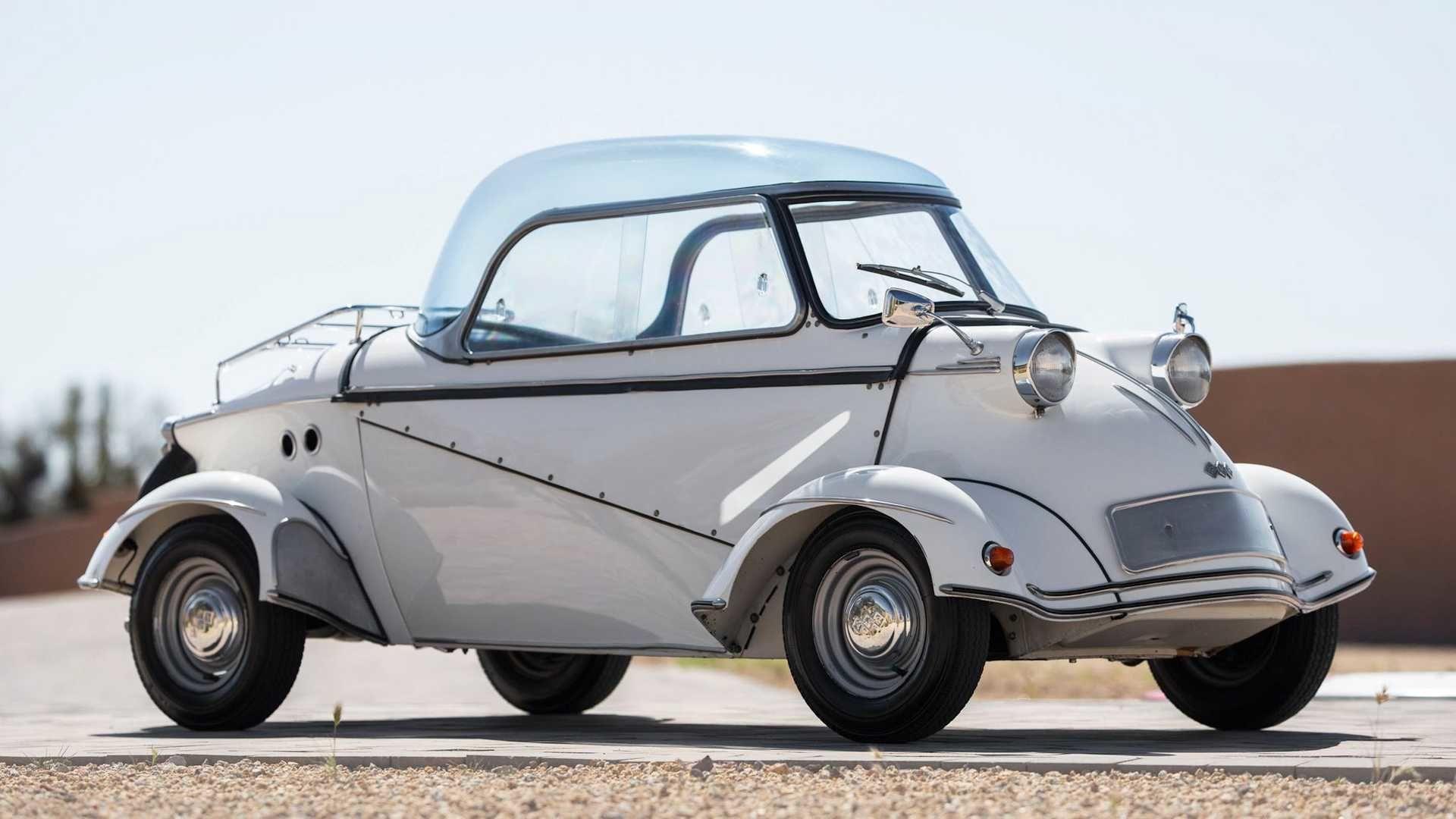 最快微型車「TG 500」的性能和售價可能會讓人難以置信
