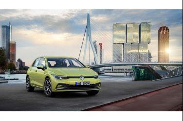 數位革命展現絕對魅力 Volkswagen The all-new Golf夠服人 豪華配備陣容打造百萬內進口車級距首選 94.8萬起震撼登場