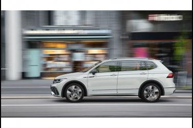 向家族化靠攏 VW Tiguan Allspace Facelift