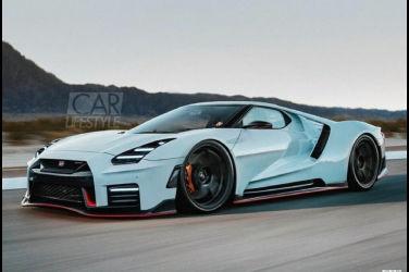 次世代GT-R將會是中置引擎!?時代變化下能接受新的GT-R嗎?