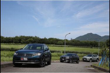 [集體評比] 進口主流中型SUV風格之爭(上) Peugeot 3008 vs. Volkswagen Tiguan vs. Toyota RAV4