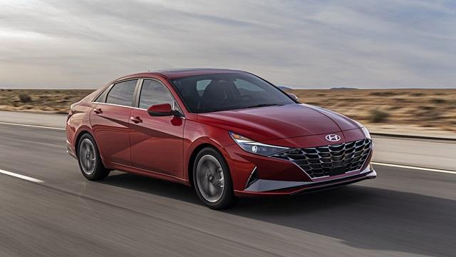 2021年07月 Hyundai 現代全車系中古車行情表