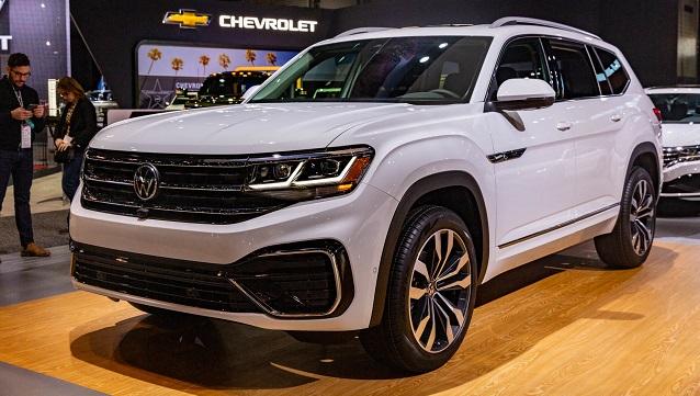 2021年07月 VW 福斯全車系中古車行情表