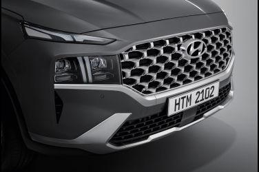渦輪油電動力首度導入 小改款Hyundai Santa Fe