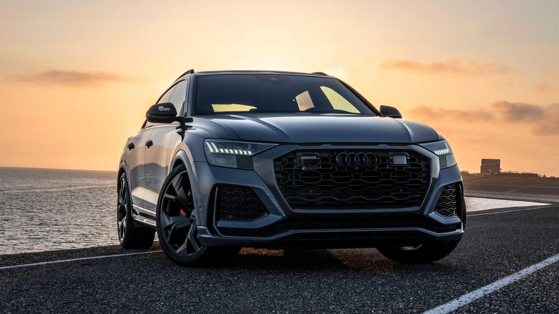 氣勢和動力都不輸超級跑車的 Audi RS Q8 是什麼樣子呢