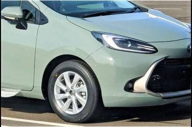 Toyota新一代Aqua(Prius c)外觀終於流出!歐洲風情的外觀別具特色