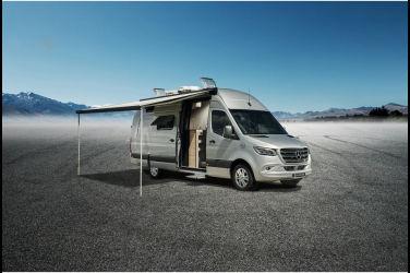 五星級時尚露營車 Alphavan