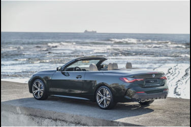 率性逐風 BMW 4 Series Convertible