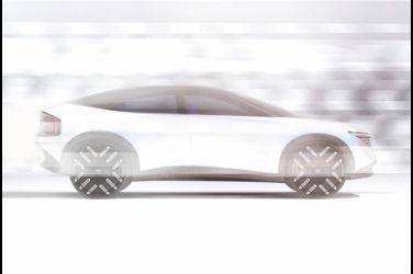 Nissan公佈次世代Crossover EV車的預告圖!啟動破千億日圓的計劃