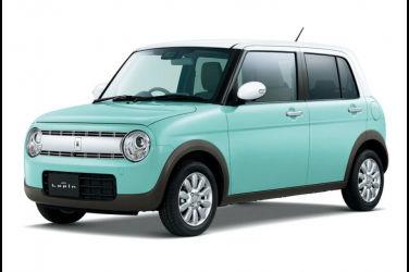 Suzuki下一代新型Lapin於2022年登場的機會有多大?Alto搶先採用Hybrid系統?