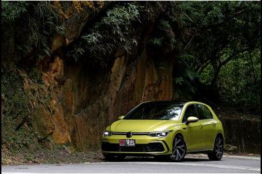 [試駕] 熟悉的新面孔 Volkswagen Golf 280 eTSI R-line(下)
