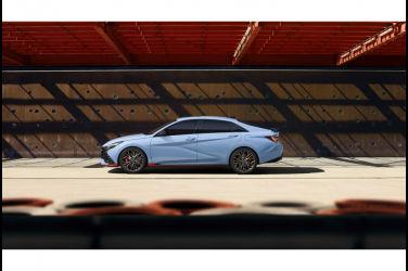 最強290匹、5.3秒破百 Hyundai Elantra N