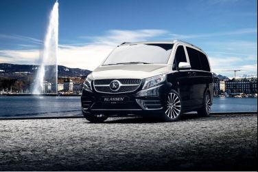 三一東林科技(3609) 導入德國極致奢華商務車品牌 KLASSEN 搶攻頂級層峰之企業租賃