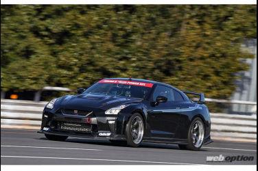僅花了18秒就跑到320km/h 鈴鹿王者 R35 GT-R降臨高速周回路