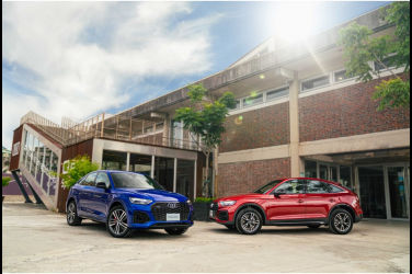 中型豪華運動休旅報到 Audi Q5 Sportback