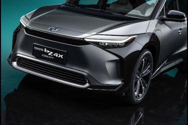 e-TNGA電動車第一彈 Toyota bZ4X Concept