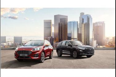 張鈞甯魅力加持The All-New Ford Kuga 21.5年式X銷售報捷,七月接單逾1500張 八月入主Ford多款車系享專屬優惠