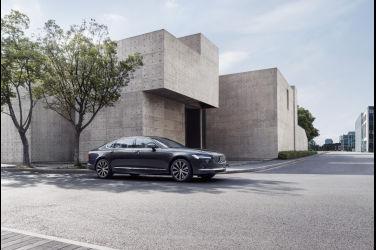 The New Volvo S90 旗艦再進化 北歐豪華新典範 空間王者制霸同級