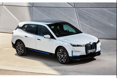 顛覆電能框架 超越眾所期盼 全新BMW iX豪華純電旗艦休旅 316萬元起正式預售