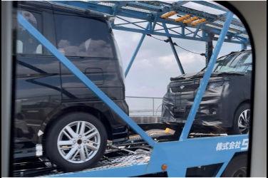 目擊Suzuki改良新型Solio的開發車輛!期待純油電混合系統的復活