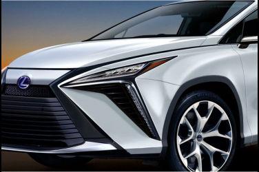 下一代Lexus RX的設計長這樣?預測其規格及上市時期