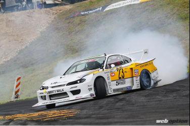 1200馬力四轉子引擎 Liberty Walk魔改裝Silvia S15