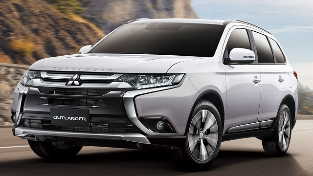 2021年08月 Mitsubishi 三菱全車系中古車行情表