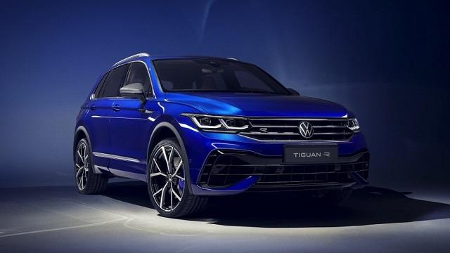 2021年08月 VW 福斯全車系中古車行情表