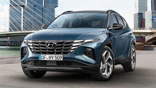 2021年08月 Hyundai 現代全車系中古車行情表