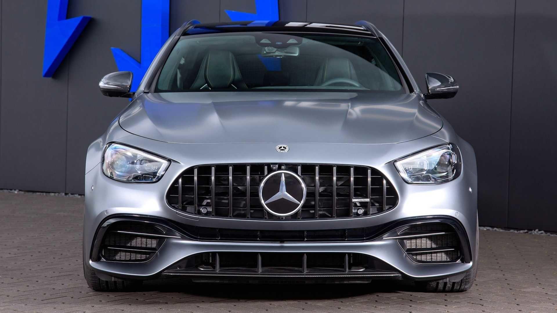 Posaidon 推出 Mercedes-AMG E63 S Wagon 的完善動力大補丸套件