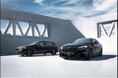 在競爭中越卓越 在黑暗裡更耀眼 全新BMW M135i / M235i Black Storm Edition 旋風般高調現身