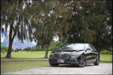 [試駕] 新世代智能旗艦 Mercedes-Benz S450 4Matic L(上)