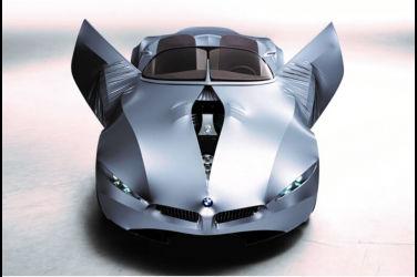 會變型的車 彷彿活體的BMW GINA引起話題