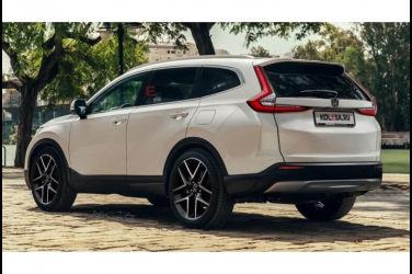 公佈Honda下一代CR-V外觀預想圖!水平基調以及增加車高