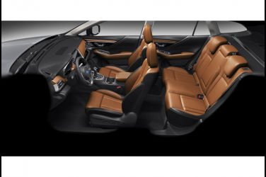 SUBARU All-New Outback 限量推出Nappa頂級雙色座椅 為車室舒適氛圍再添奢華細膩質感
