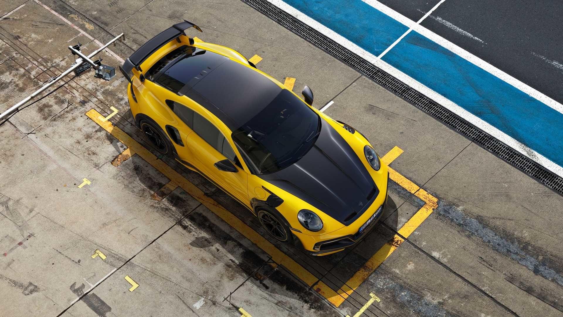 暴力的 TechArt GTstreet R 能作為 911 GT2 RS 的上位選擇嗎?