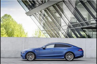 內在進化 Mercedes-AMG GT 4-Door Coupe