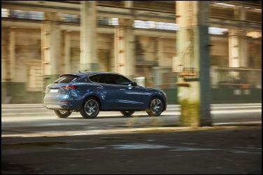 輕油電休旅出擊 Maserati Levante Hybrid