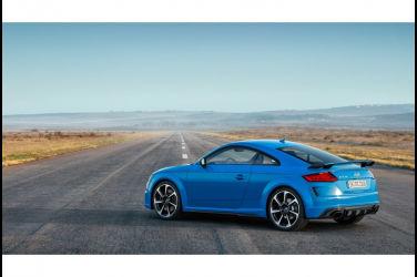 四環性能巔峰之作 Audi TT RS強悍登台