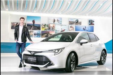 AVS可變阻尼避震上身 Toyota Corolla Sport