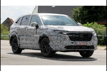 Honda下一代新型CR-V開發車輛再次曝光!看起來愈來愈像量產車型了