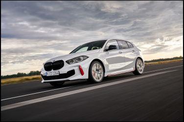 極致熱血 天生搶眼 全新BMW 128ti性能掀背預售正式展開