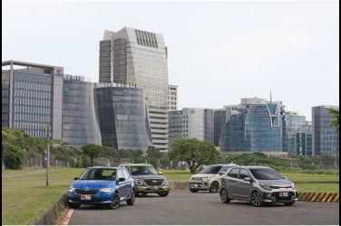 [集體評比] 都會任我行(上) Hyundai Venue x Kia Picanto x Suzuki Ignis x Skoda Fabia